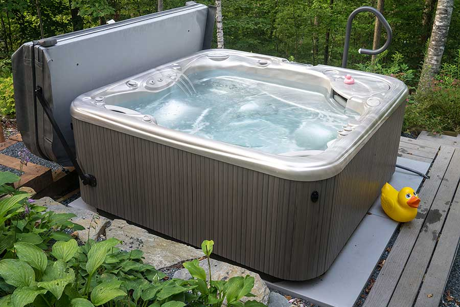 hot tub wiring and electrical services